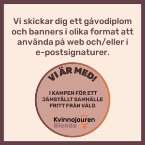 Medlem - banner